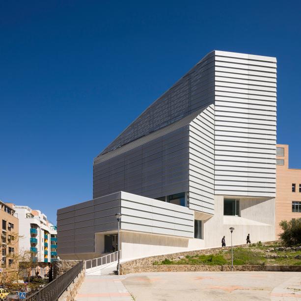 Biblioteca Publica de Ceuta