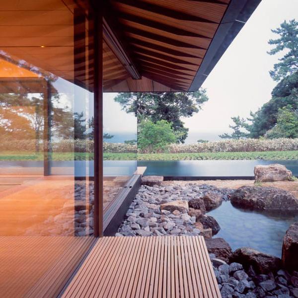 Water Cherry House
